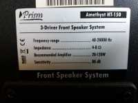 Dexon JPA1100 jak podłączyć kolumny głośnikowe?