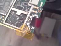 Xperia t3 - Wyrwane pola złącza ładowania Sony Xperia T3