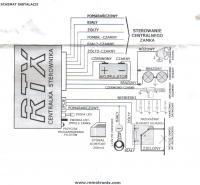 Ford Focus MK1 2002 - Sterownik centralnego zamka otwiera nie zamyka