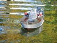 Kuter torpedowy MAS wodowany