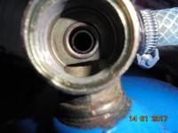 Powietrze ucieka z pod włącznika! Kompresor Airpress HL 155/24