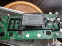 Elektrolux EWP 11062TW - Brak swiecenia diod LED w panelu wskaźników