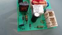 Electrolux EWT 9120 W - Spalona elektronika, pralka się nie włącza
