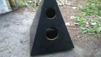 Kolumny trójdrożne- reaktywacja - schemat podpięcia głośników