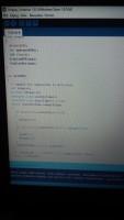 Arduino program do serva i czujnika halla