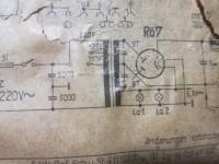 Radio lampowe - Jak zastąpić lampę EZ-80 diodami prostowniczymi