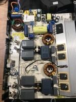 Kuchenka indukcyjna Electrolux EKI6450AOX - nie włącza się płyta