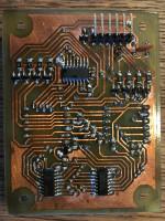 Cyfrowy sterownik pomp C.O i obiegu kotłowego.
