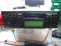 Błędne wyświetlanie danych w radiu, zablokowany wyświetlacz.