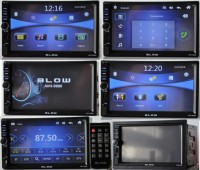 Blow avh-9880 - navigation upload