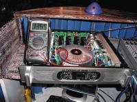 Wzmacniacz DAP Audio P-2000