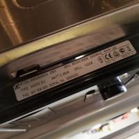 Mikrofalówka Electrolux EMS26204OX- pali bezpiecznik, nie grzeje