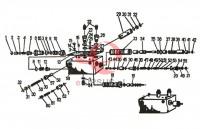 Ursus c360 - Podnosnik podniesie opusci i podniesie tak ze zrywami