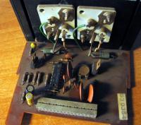 "końcówka mocy na SD3055/SD2955 z ""driverem audio"""