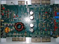 Wzmacniacz Blaupunkt Gta 2200 (600W) - usterka