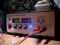 Miernik panelowy LED na ICL7107